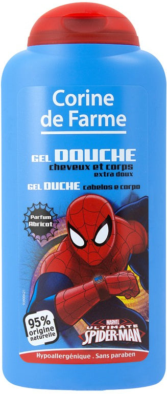 Gel Douche Cheveux et corps Utimate Spiderman Corine de Farme 250ml