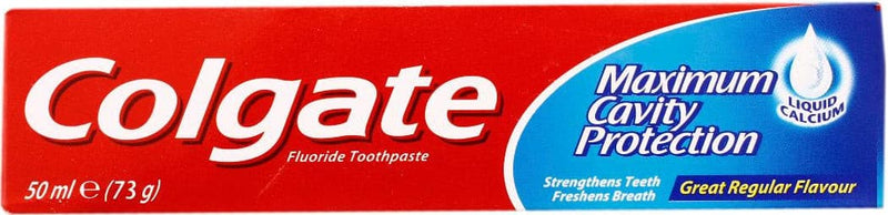 Dentifrice Protection Maximum Anti Caries Colgate 50ml