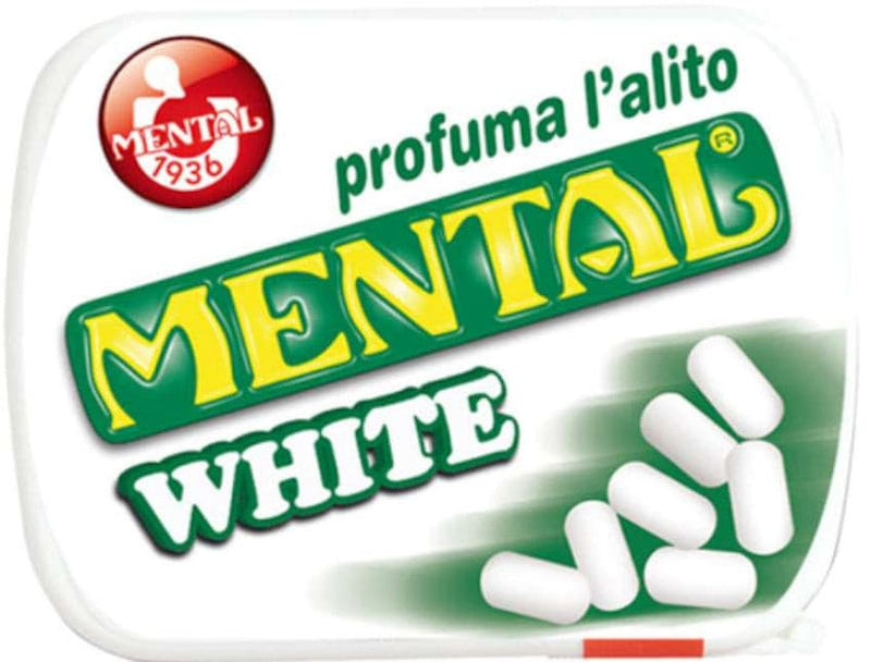 Chwing Gum Mental White