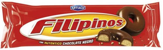 Biscuits au Chocolat Filipinos 135g