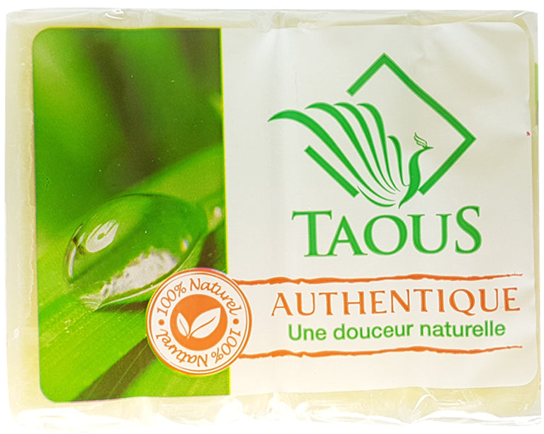 Savon Authentique Naturel Taous 4*125g