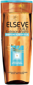 Shampooing Huile Extraordinaire Nutrition Soleil Elseve 250ml