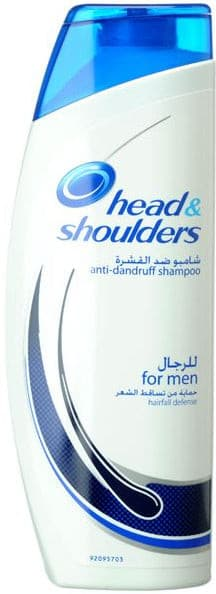 Shampooing Anti Chute pour Homme Head & Shoulders  400ml