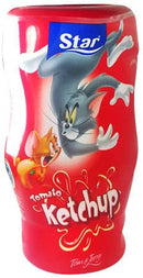 Tomato Ketchup Tom & Jerry Star 310g