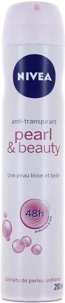 Déodorant Anti-Transpirant Spray Pearl & Beauty Nivea 200ml
