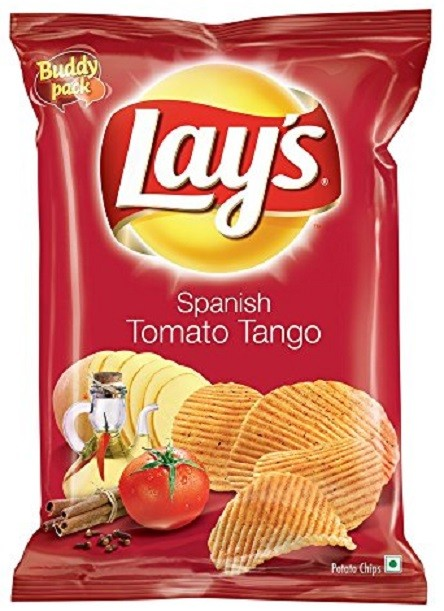 Chips Tomate Lay's 97G