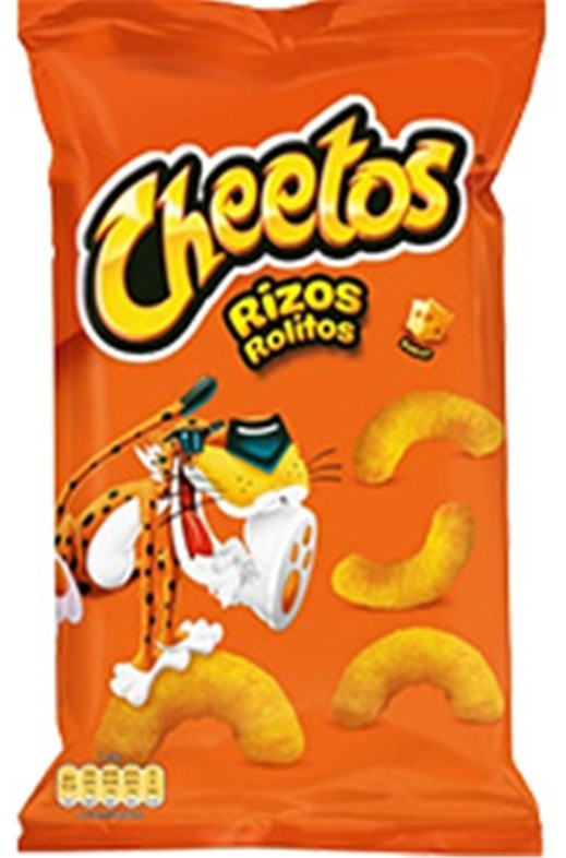 Chips Rolitos Fromage Cheetos 100G
