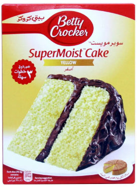 Préparation de Cake Yellow Betty Crocker 500g