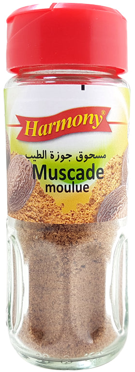 Muscade Moulue Harmony 40g