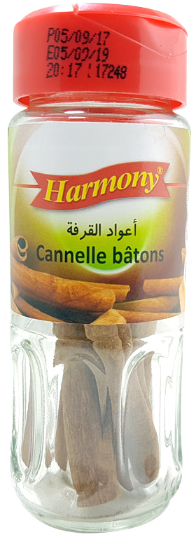 Cannelle Batons Harmony 10g