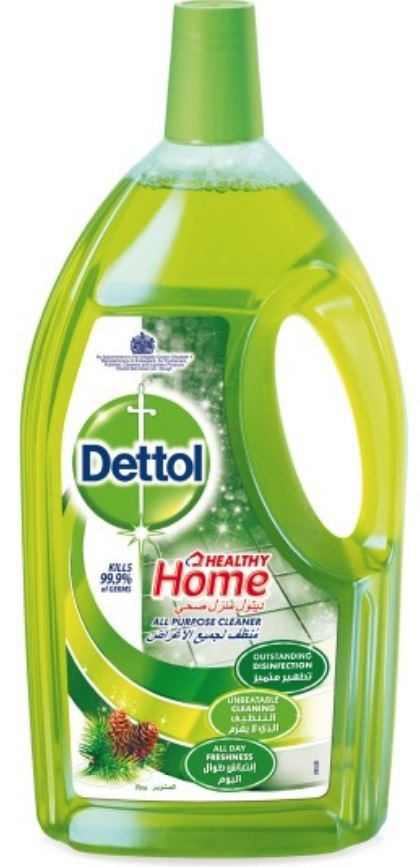 Désinfectant aux pins 4 en 1 Multi Action Cleaner 900ml Dettol