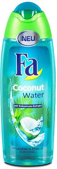 Gel Douche Coconut Water FA 250ml