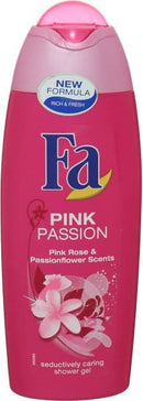 Gel Douche Pink Passion FA 250ml