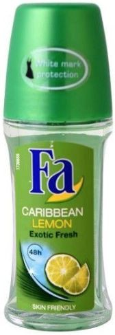 Déodorant Roll-on Citron des caraïbes Fresh FA 50ml