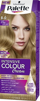 Intensive Color Creme Light Blonde 8-0 Palette Schwarzkopf