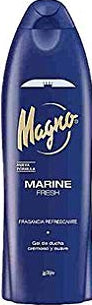Gel De Douche Fresh Marine Magno 550 ml