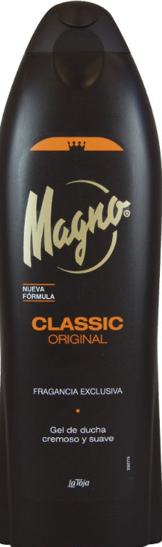 Gel De Douche Classic Original Magno 550ml