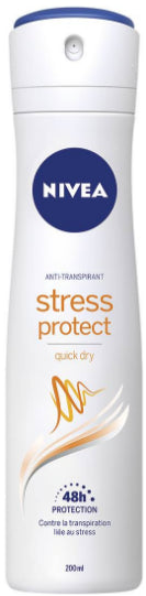 Déodorant Stress Protect Anti-Perspirant Nivéa 200ml
