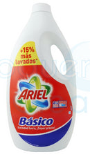 Détergent liquide  55 Dosage Ariel Basic 3,025 ml