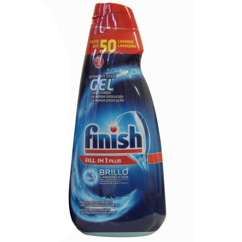 Power Gel Finish 1000 Ml