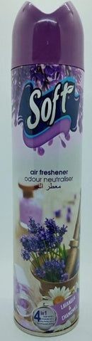 Air freshener  Lavander & Chamomile Soft 300 ml