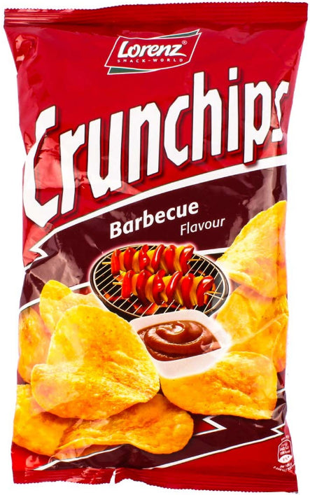 Chips Barbecue Crunchips 100g