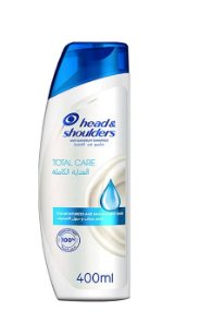 Shampoing Antipelliculaire Total Care Head & Shoulders 400 ml