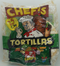 Tortillas Chef's  25cm     (Made in Hollande) 370 g