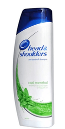 Shampooing Rafaîchissant Cool Menthol  Head & Shoulders  180ml