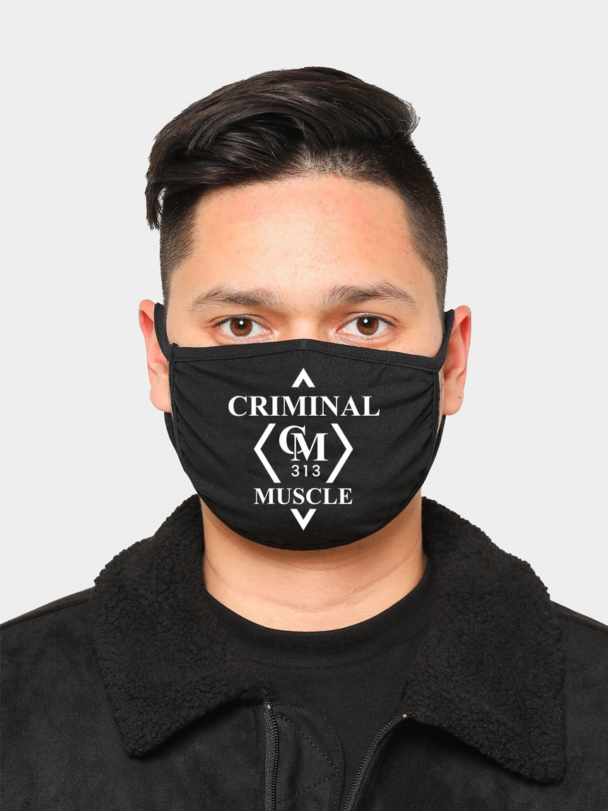 CM Diamond Face mask