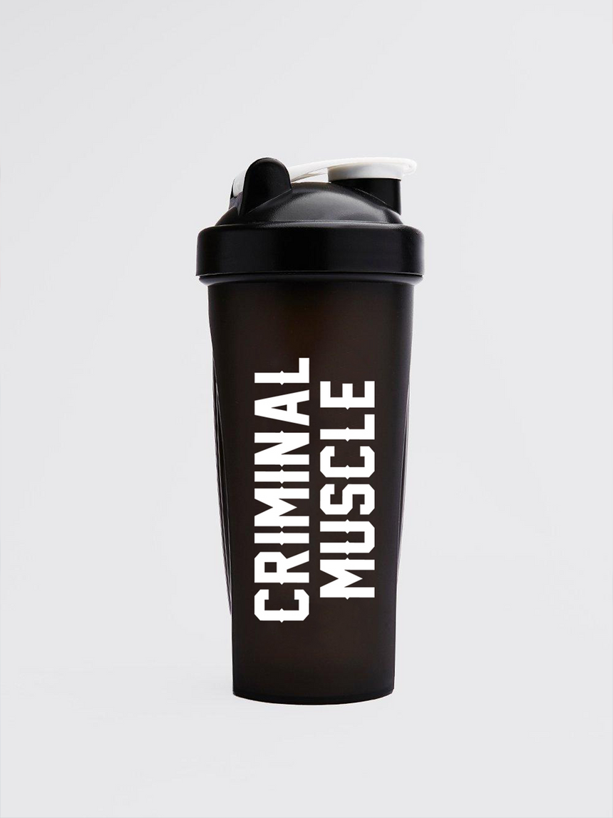 Criminal Muscle Protein Shaker