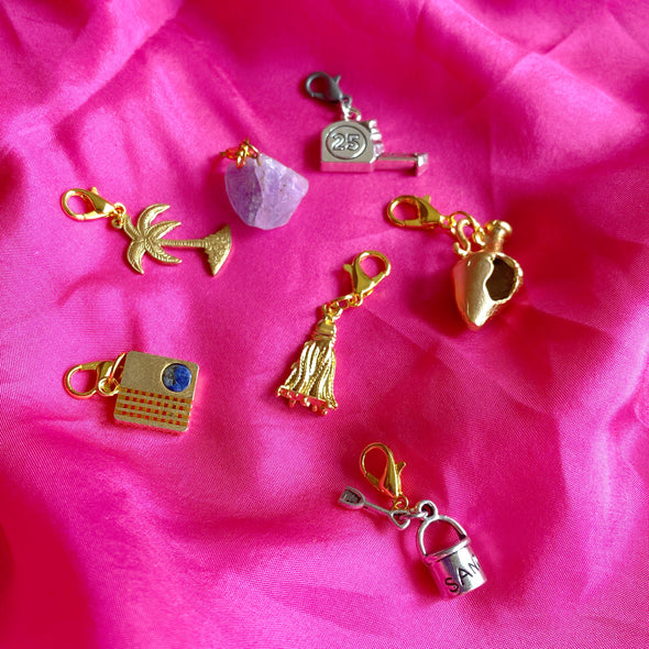 Charmed Charm Selection (set of 7 charms)