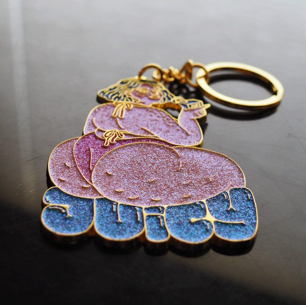 Juicy Keychain
