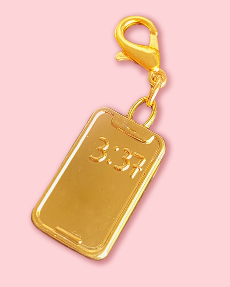 Potato Phone Charm