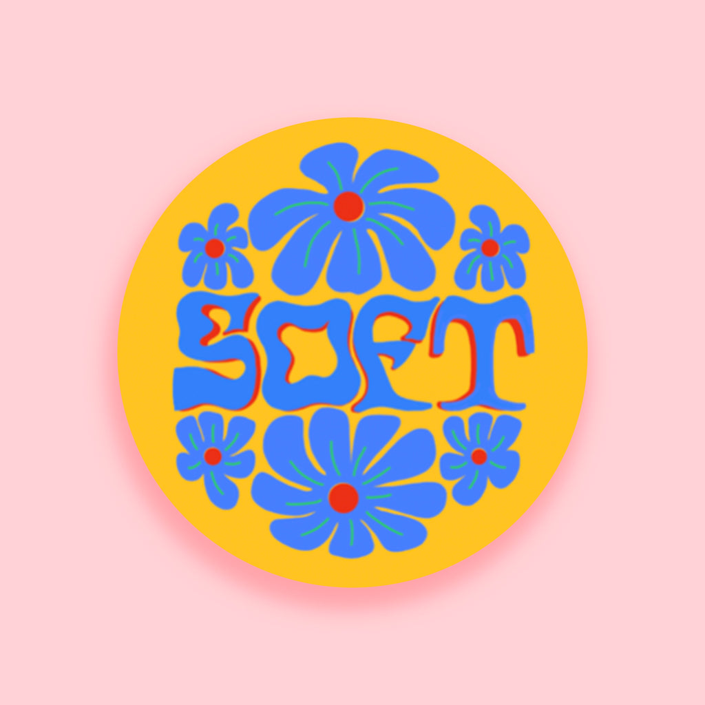Soft Sticker