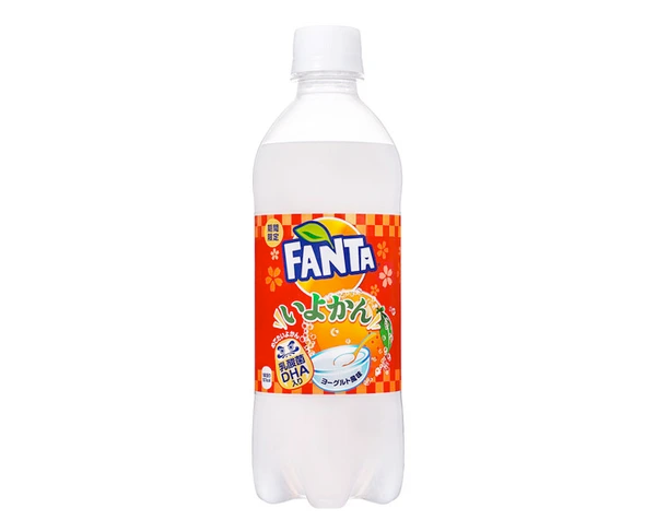 Fanta Orange Yogurt