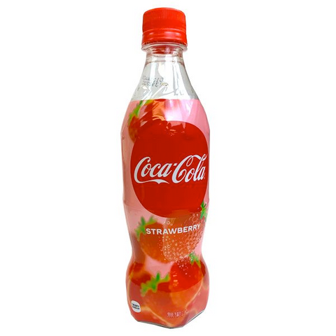 Coca-Cola Strawberry (Japan)