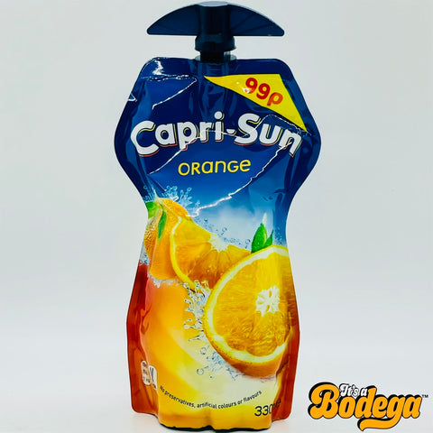 Capri-Sun Orange (UK)
