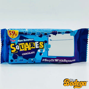 Kellogg's Rice Krispies Squares Chocolate (UK)