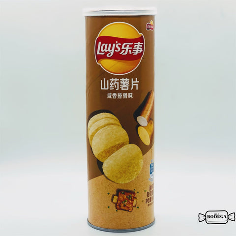 Pringle Stax Yam Salted Rib