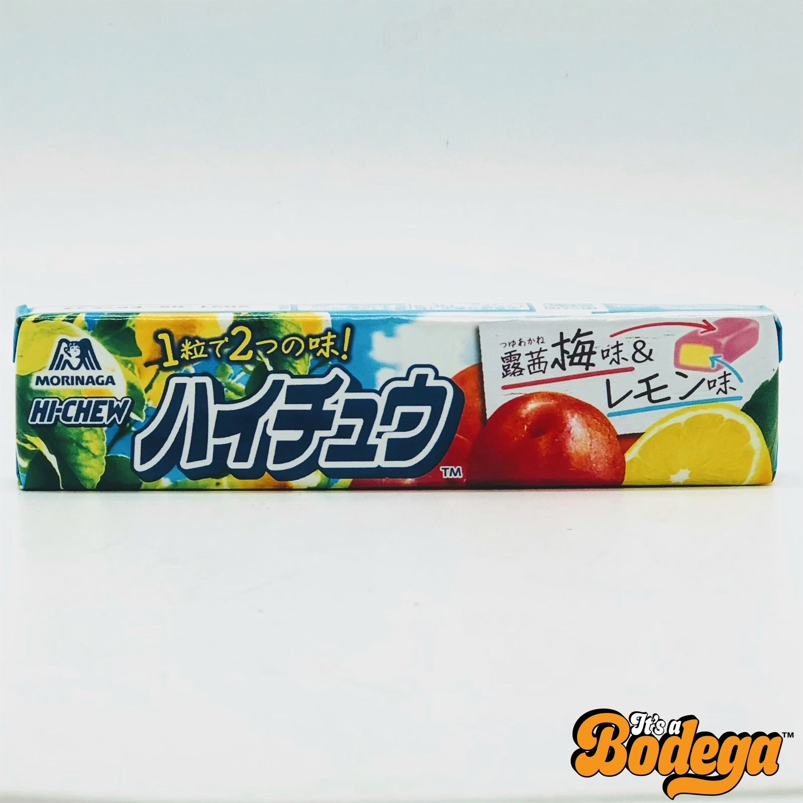Hi Chew - Japanese Plum and Lemon Duo (Japan)
