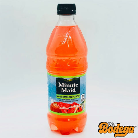 Minute Maid Watermelon Punch (USA)