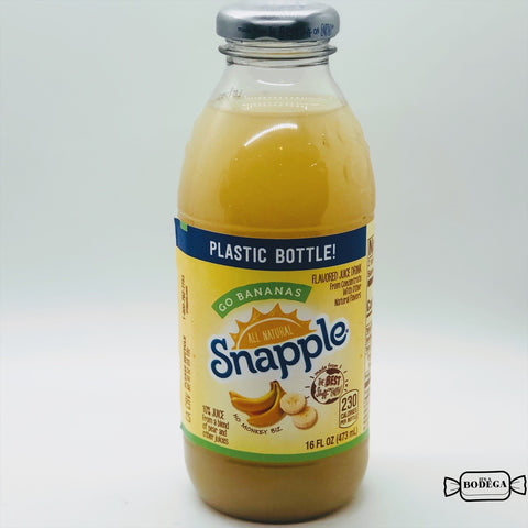 Snapple Banana (USA)
