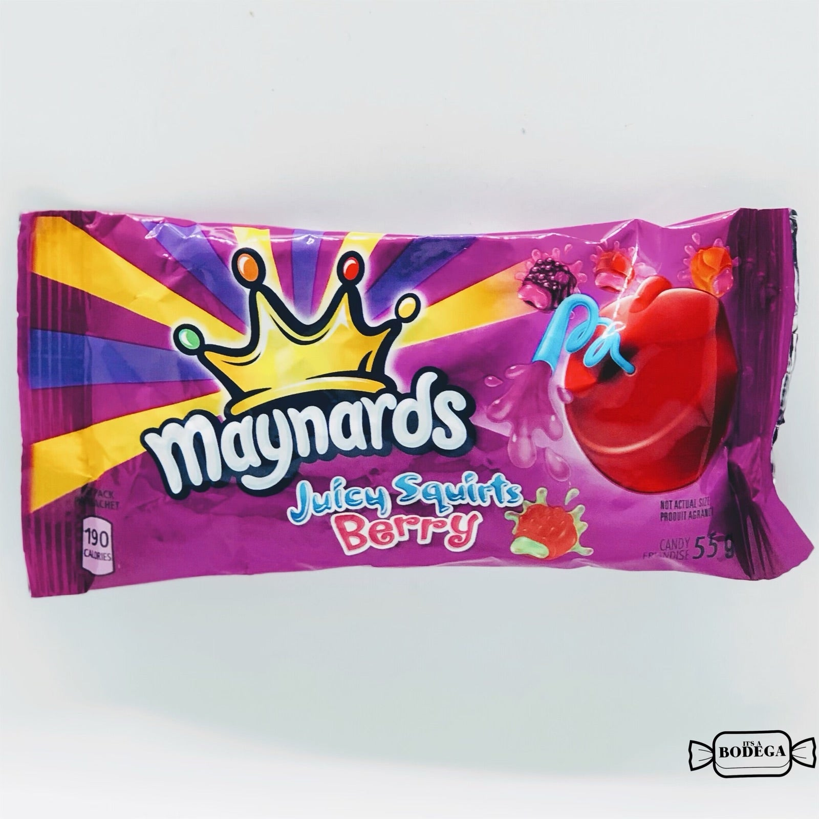 Maynards Juicy Squirts Berry