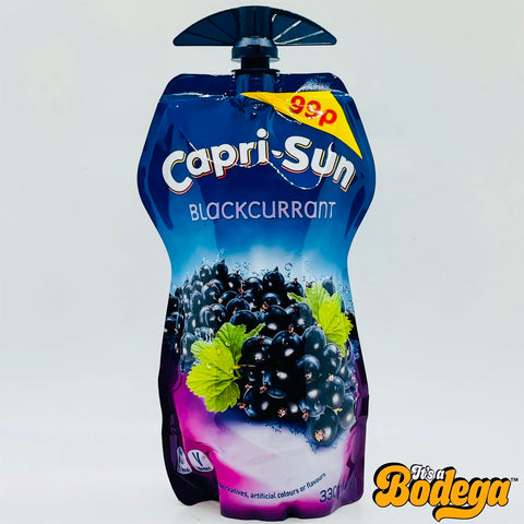 Capri-Sun Blackcurrant (UK)