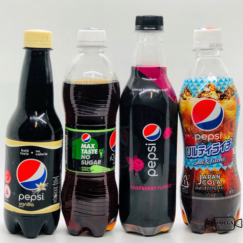 Pepsi Soda Bundle