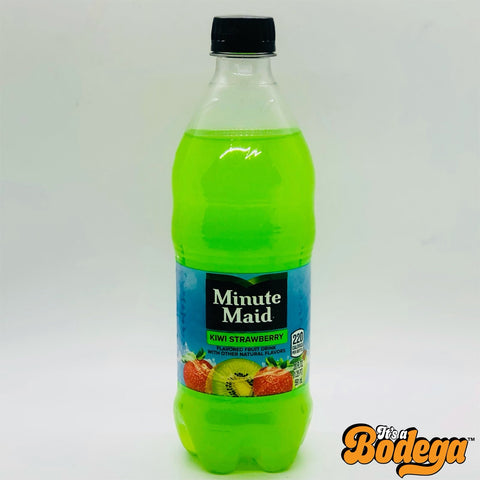 Minute Maid Kiwi Strawberry (USA)