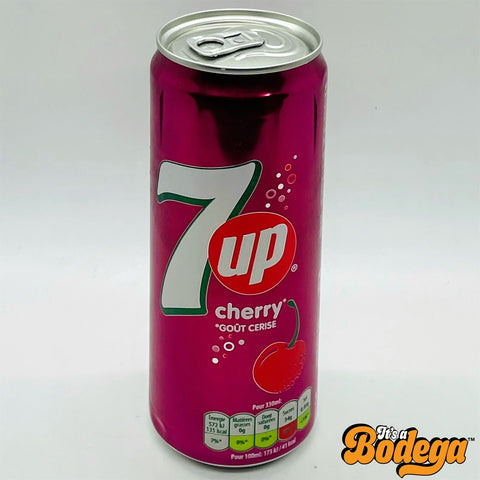 7up Cherry (France)