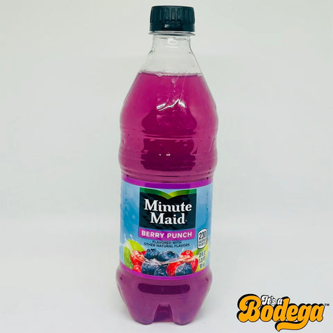 Minute Maid Berry Punch (USA)