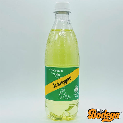 Schweppes Cream Soda (China)